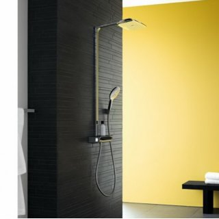 Душевая стойка Hansgrohe Raindance Select E 360 Showerpipe 27112000