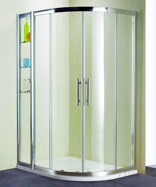Душевой уголок RGW Hotel HO-42 110x80 см наборы смесителей grohe multiform