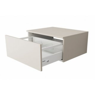 Тумба Velvex Unique Unit 60x27 см шелк шампань